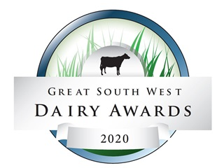 Great South West Dairy Awards 2020 logo